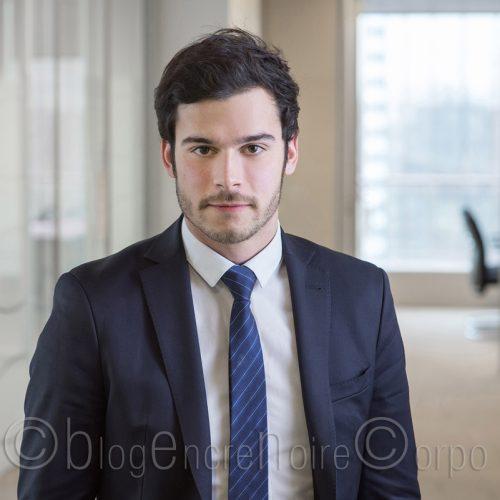 Portrait de consultant